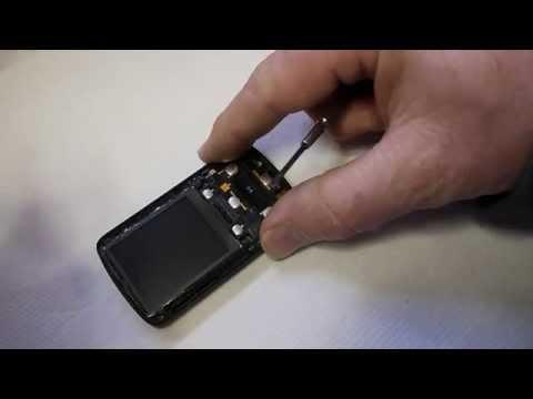 Philips GoGear Vibe   MP3 Player   reparieren   repair   Howto...