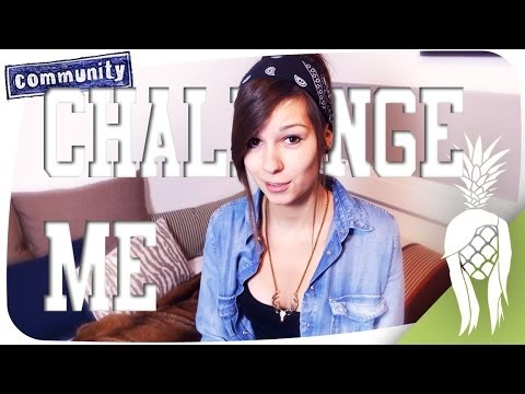 CHALLENGE ME! // DiesDas Annanas SPEZIAL #04