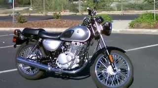 7. Contra Costa Powersports-Used 2013 Suzuki TU250X lightweight retro style motorcycle