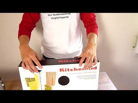 KitchenAid Nudeltrockner - alles was du wissen musst *Live*