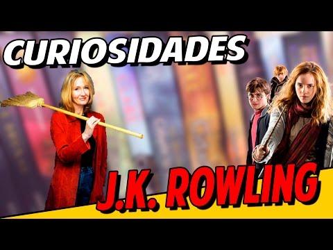 CURIOSIDADES SOBRE J.K. ROWLING  -  LIVRO ABERTO