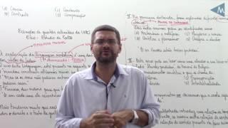 Vestibular UERJ 2017 - Dicas de português V