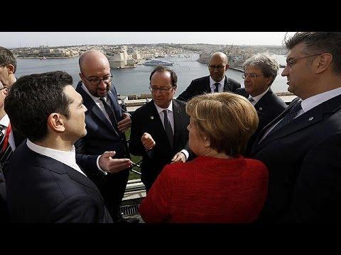 Μάλτα: Νέα μέτρα για τη μετανάστευση υιοθετεί η ΕΕ με φόντο την πολιτική Τραμπ