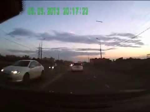 Авария четырех авто