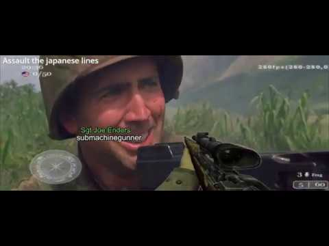 Windtalkers World at war theme