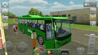 School Bus Driver 3D Simulator Android Gameplay #3