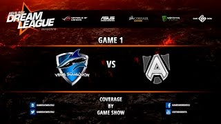 Vega vs Alliance, game 1