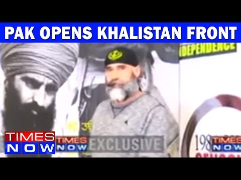 Pakistan Opens Khalistan Front To Push Terror