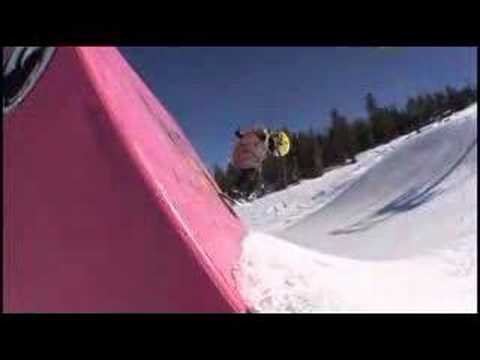 6 Year Old Snowboarding Mammoth