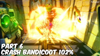 I'm getting close to the end of the game yet Crash Bandicoot still feels the need to test my intelligence and street smarts... This episode basically proves I have neither of those things. Great!Please leave a rating and a comment on the video to let me know what you thought and share and subscribe if you enjoyed it! ▽ MORE ALEXARCS HERE ▽► SUBSCRIBE HERE -- http://bit.ly/1z36r4K► TWITTER -- http://bit.ly/1MM4KQr► FACEBOOK -- http://on.fb.me/1NTGZ9m► TUMBLR --  http://bit.ly/2mwxhlX
