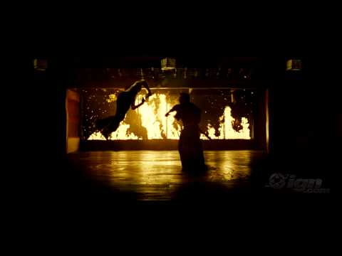 Ninja Assassin Red Band Trailer