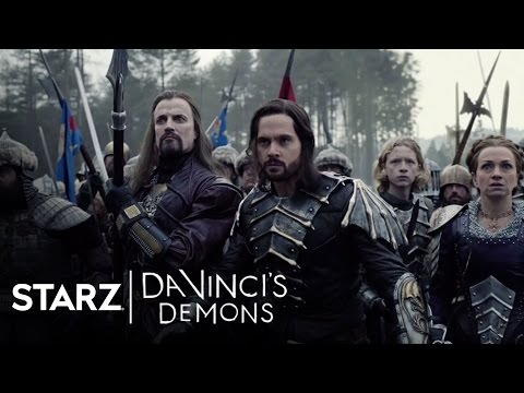 Da Vinci's Demons Season 3 (Promo 'Fates Will Be Sealed')