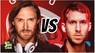 MUSIC SHOWDOWN - Calvin Harris vs. David Guetta