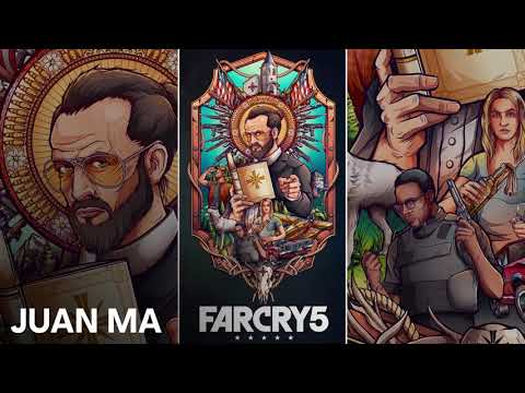 Far Cry 5 - Dix artistes de Geek-Art s'approprient l'univers de Far Cry 5