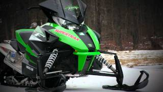 10. 2012 Arctic Cat F1100 ProCross Test Ride