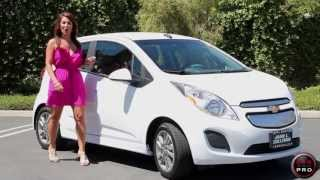2014 Chevy Spark EV Review And Test Drive By Claudia Lombana For The Car Pro
