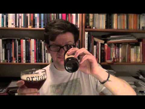 La Trappe Quadrupel beer review