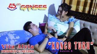 Vita Alvia - Konco Turu [Official Video Clip]