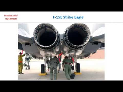 Eurofighter Typhoon compared to...