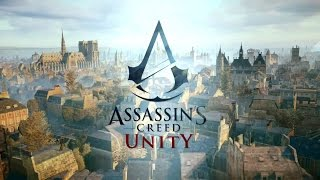 Assassins Creed Unity Story ENGLISH Full HD 1080p Cutscenes / Movie