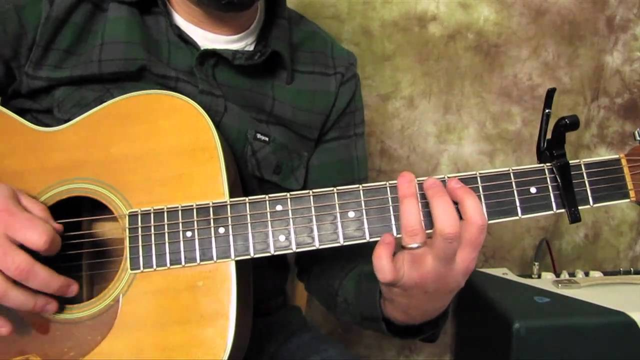 Jack Johnson – Do you remember – How to Play on Acoustic Guitar lesson – tutorial