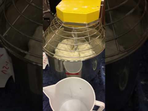 impasto idro 100% impastatrice eliani