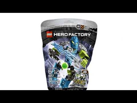Video Video advertisement for the Hero Factory Surge 6217