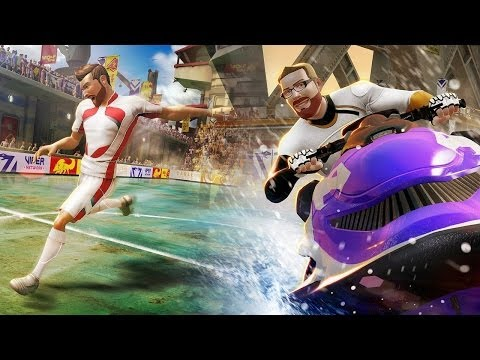 Kinect Sports Rivals - Test / Review zur Xbox-One-Sportspiel-Sammlung (Gameplay)