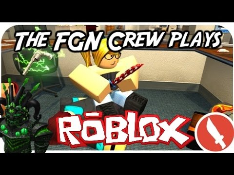Family Game Nights Plays: Roblox - The Mad Murderer *Murder Madness* UPDATE (PC)