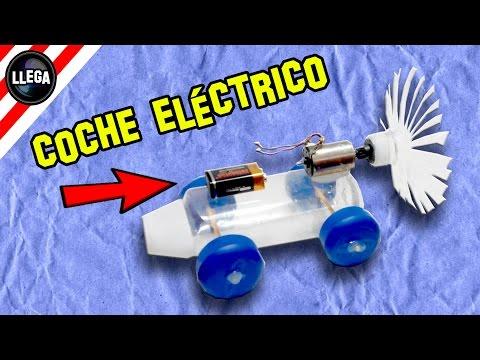 Como Hacer un Coche Eléctrico Casero   Experimentos Caseros