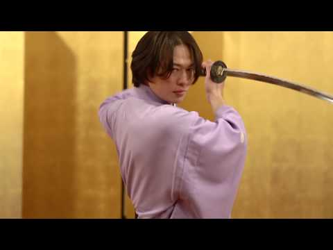今野氷華 Hyouka Konno's Sword Plays Kembu Demonstration Film