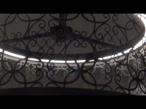 Video for Arramore Dark Weathered Zinc 8-Inch LED Outdoor Sconce
