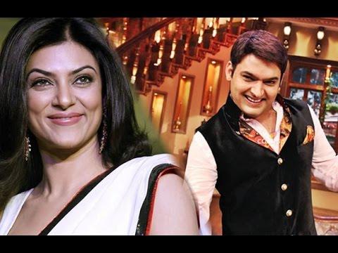 I'm A Big Fan Of Kapil Sharma : Sushmita Sen