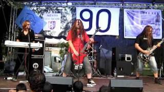 Video Zett - Můza (Duchcov - Benátská noc 19.9.2009)