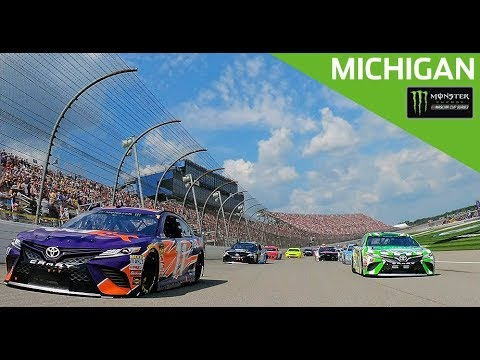 Video Monster Energy NASCAR Cup Series - Full Race - Consumers Energy 400 download in MP3, 3GP, MP4, WEBM, AVI, FLV January 2017