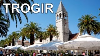 Trogir Croatia  city pictures gallery : Maze Like Streets in Trogir -Our Last Day in Croatia | Travel Vlog