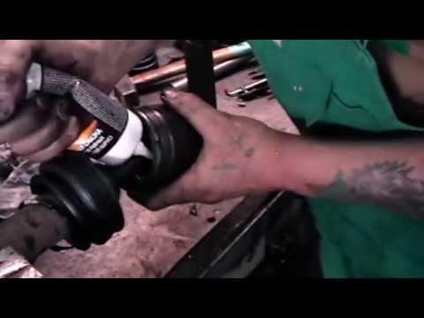 Как поменять пыльник на шрусе ваз 2109 фото