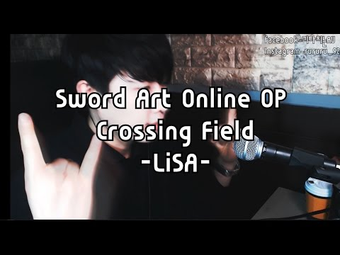 CROSSING FIELD - Sword art online op1 - LiSA l COVER RU (Feat. YOUNA)