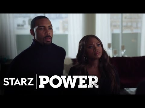 Power | Season 4, Episode 8 Clip: News | STARZ