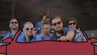 Pop-punk band Seaway has a small Smash reference in their newest music video