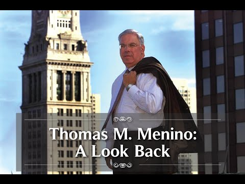 thomas - Thomas M. Menino was born and raised in Boston. And from 1993 until 2013, he was Boston's longest serving mayor.