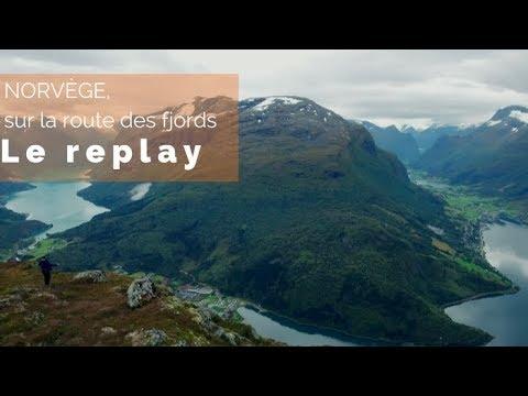 Norvège, sur la route des fjords