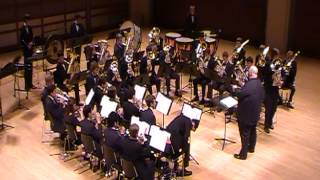 Triangle Youth Brass Band: Fire in the Blood 2013