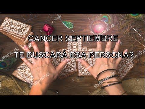Videos caseros - CANCER TE BUSCA ESA PERSONA DEL PASADO   TAROT SEPTIEMBRE  SANTERÍA BRASILERA