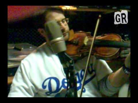 Ghetto Rádió a stúdióban - Zoli és a hegedű