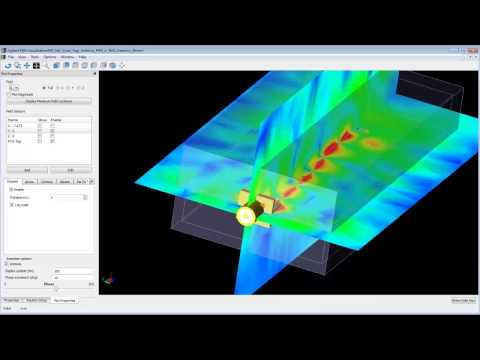 Antenna Design Using Fully Integrated 3D EM in ADS
