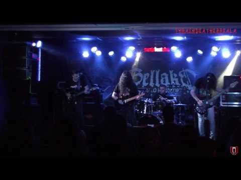 Injector - Deceived By God (live Garaje Beat Club, 06-05-2016)