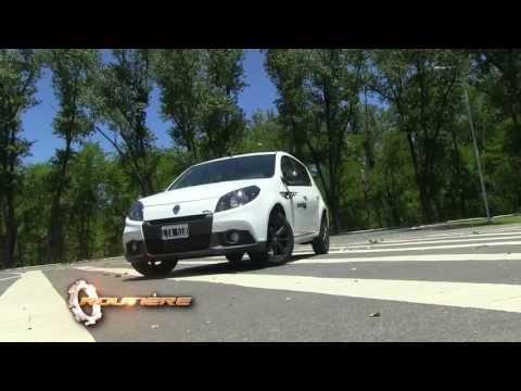 Routière Test Renault Sandero GT Line