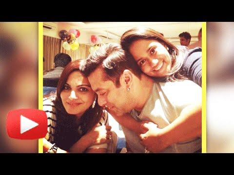 Salman Khan's Sister Arpita Khan BIRTHDAY Special