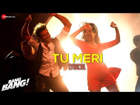 Tu Meri Tu Meri (Lyric Video) [OST by Vishal Dadlani]